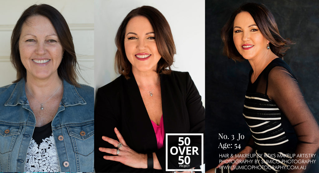 50 over 50 project | Jo