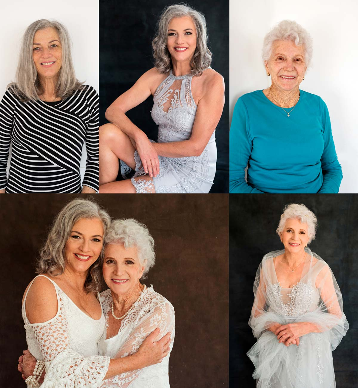 50over50 before & after makeover